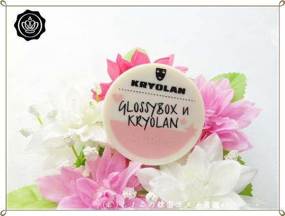 クリオラン(KRYOLAN) ダーマカラーライトブラッシャーDSC02550