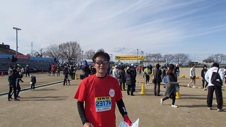 2014加須こいのぼりマラソン01