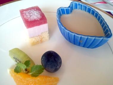 デザート数品トカw