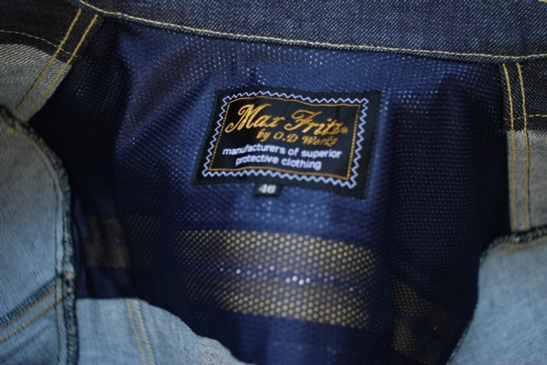 MFB-1789/エアインテークデニムジャケット