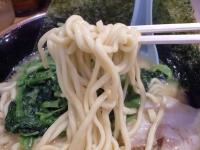 壱角家@築地・20141101・麺