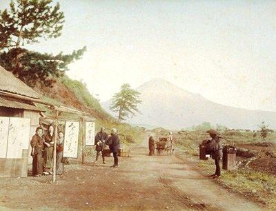 明治の日本風景