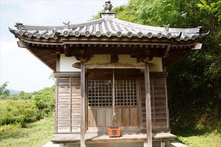 にし阿波暮らしの「四国徳島散策記」 お堂のある風景 脇町西田 ...