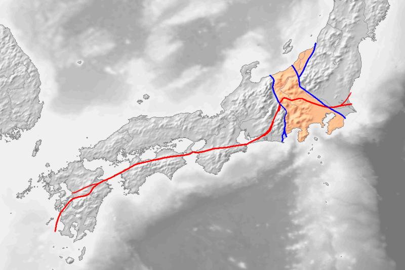 【糸魚川静岡構造線】フォッサマグナの断層が活発化か…日本列島が分裂し真っ二つに?