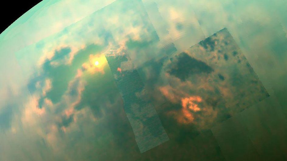 【土星】衛星タイタンに存在する魔法の島…現れたり、突然消えたりする不可思議な現象