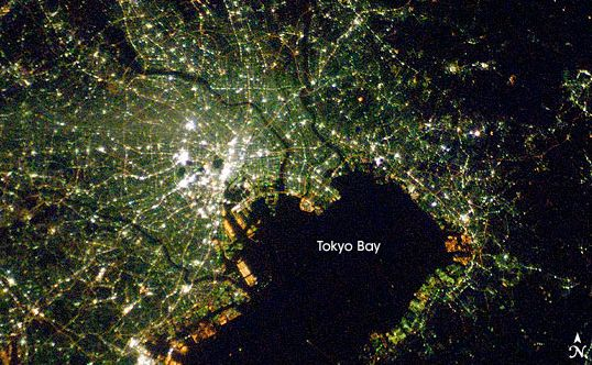 東京で「地鳴り」がしたとの報告がネット上に相次ぐ…異音の方角は東京湾から?