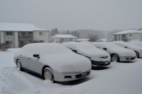 12日夜から14日にかけて日本海側で大雪…気象庁注意呼びかけ