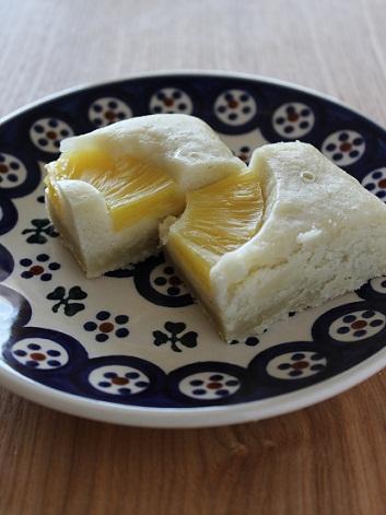 パイナップルココナッツ蒸しパン2