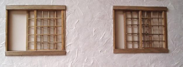 窓、無理やり開けられます!(^^ゞ