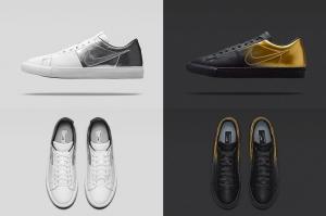 Pedro Lourenco × Nike Blazer Low