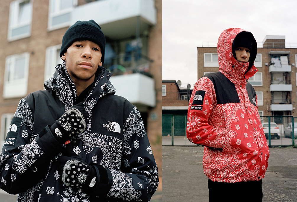 059187c4d Supreme × The North Face 2014 A/W 2014年11月22日発売 - シュプリーム