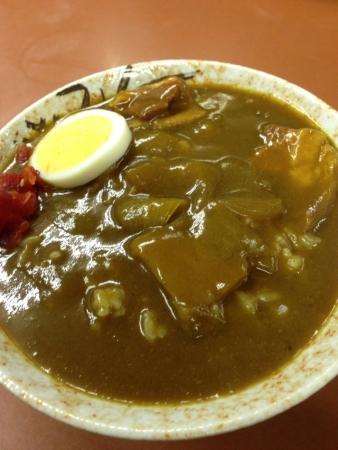 らーめんカレー丼2
