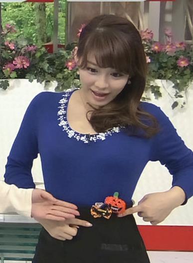 美馬怜子 巨乳、谷間キャプ画像(エロ・アイコラ画像)