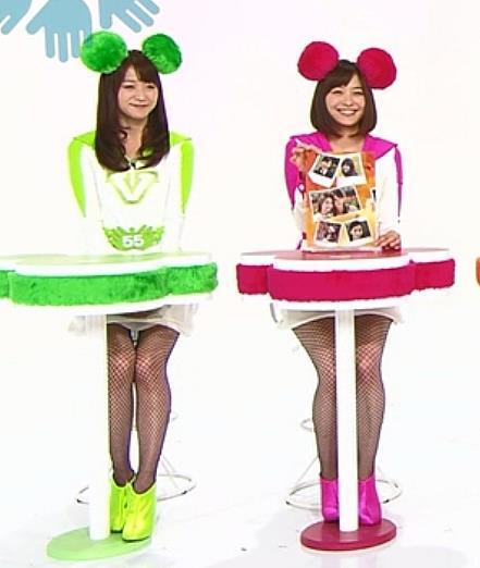 森葉子 ミニスカートキャプ・エロ画像2