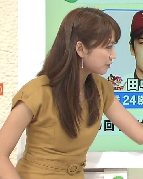 三田友梨佳 横乳 (すぽると 20131103)キャプ画像(エロ・アイコラ画像)