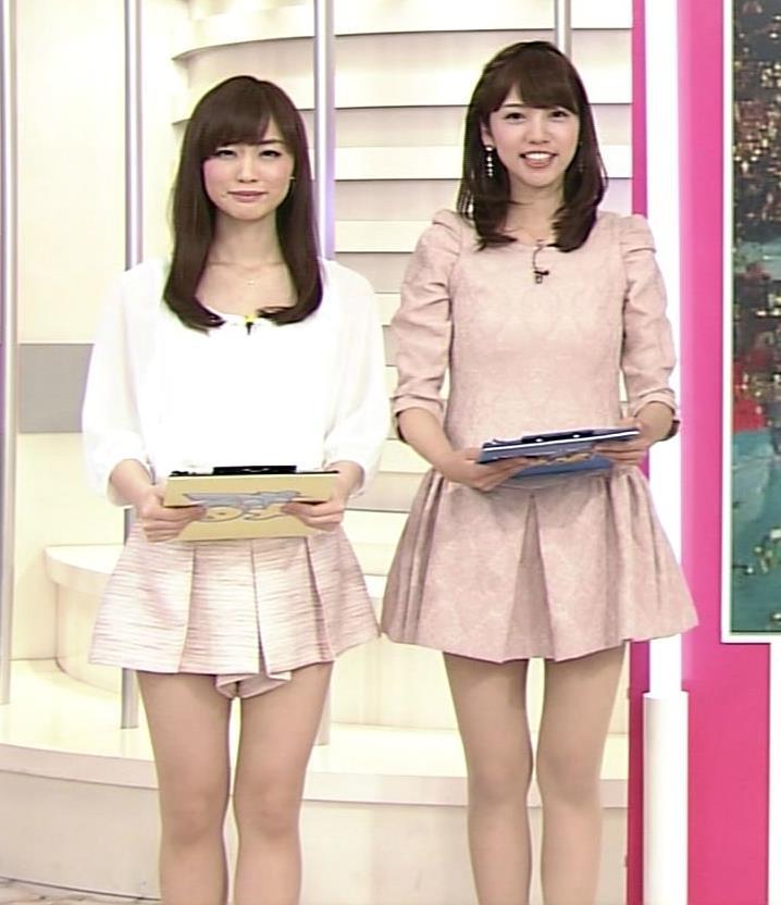 新井恵理那 スカート短すぎキャプ画像(エロ・アイコラ画像)