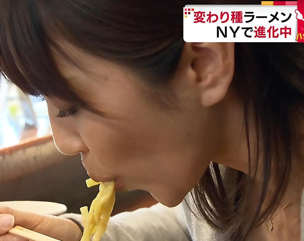 久保田智子 フェラ顔キャプ画像(エロ・アイコラ画像)