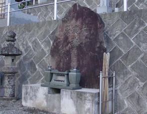 大震災殃死者供養塔
