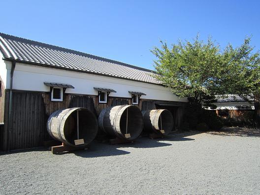 大倉記念館樽