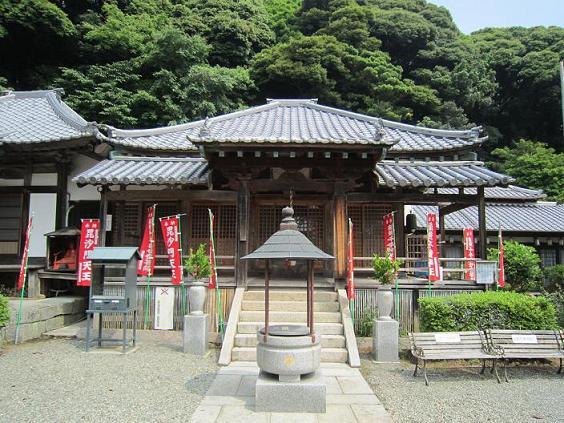 東山寺本堂80