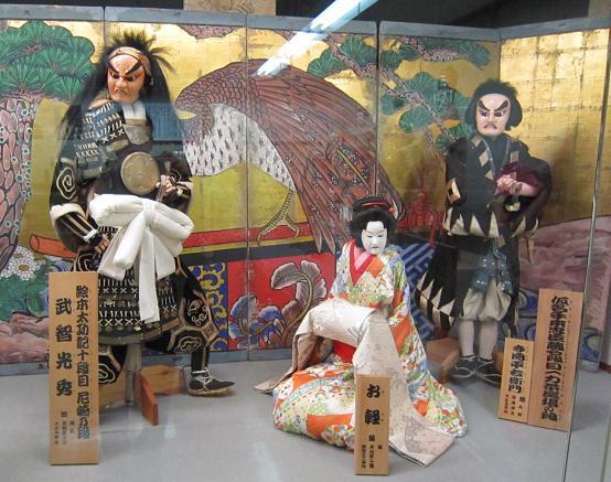 淡路島人形浄瑠璃