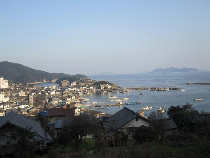 鞆の浦遠景