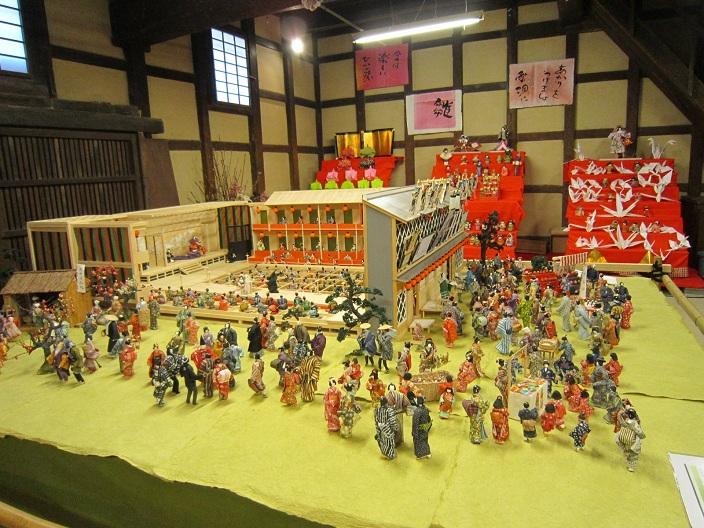 太田家住宅雛人形2