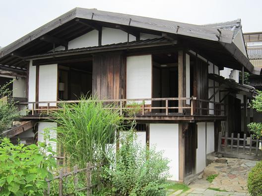 島崎家隠居所