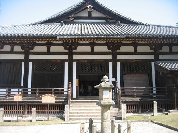 東大寺と郡山城の桜 020