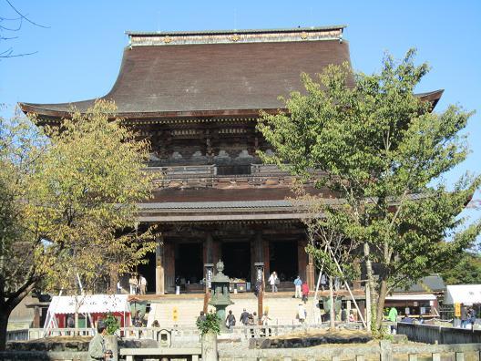 吉野蔵王堂