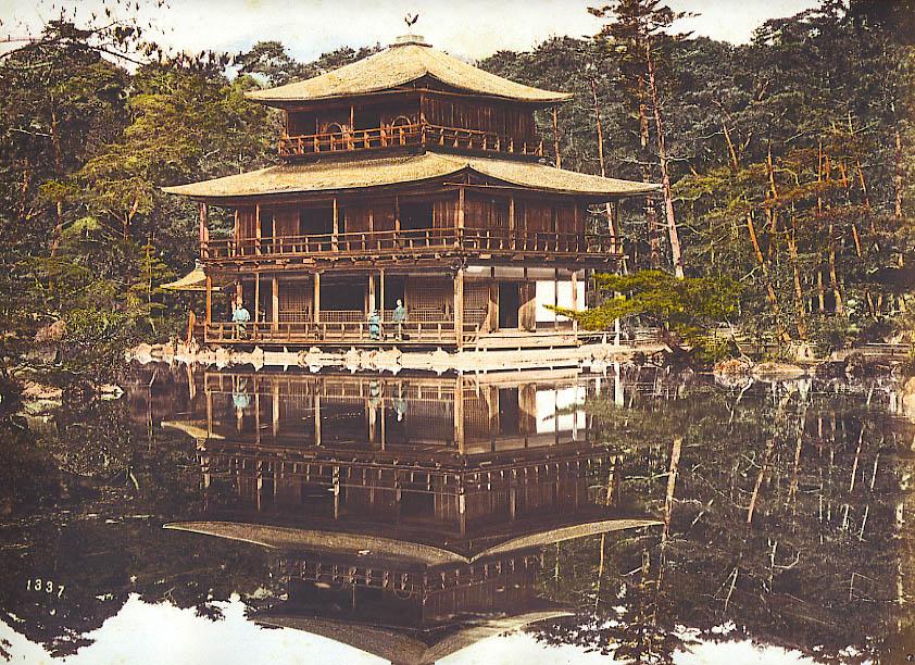 金閣寺1890