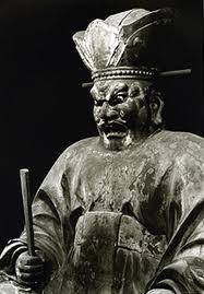 白毫寺閻魔王坐像