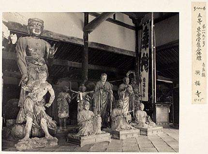 興福寺諸仏