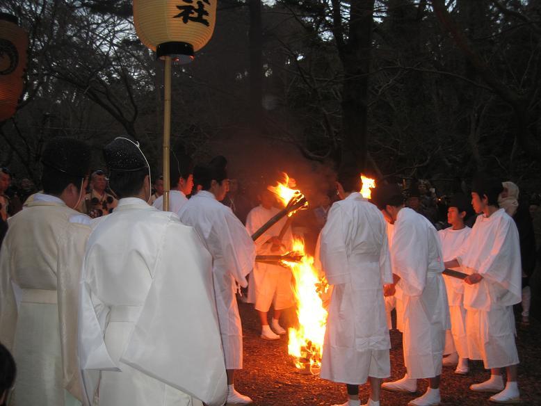 若草山の山焼き 036