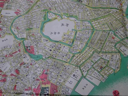 江戸城地図