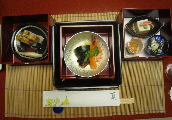 浜ノ湯夕食