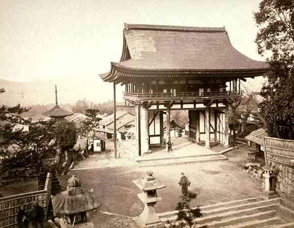 kiyomizu仁王門