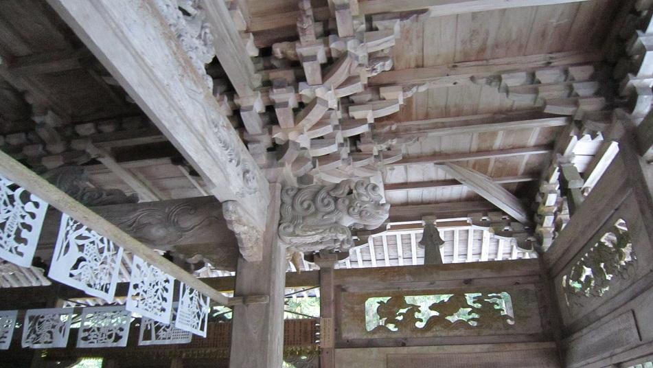 河島山建築装飾2