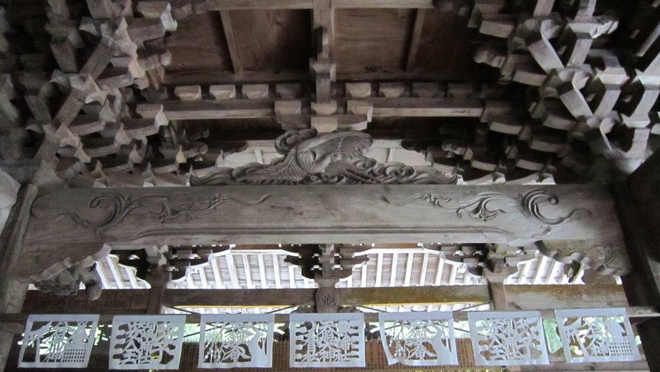 河島山建築装飾