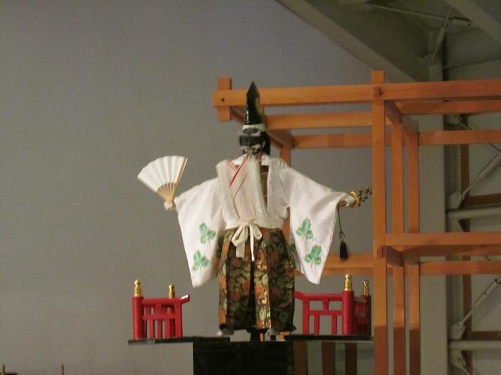 古川まつりからくり人形2