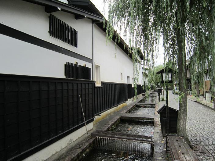 飛騨古川の町並み1
