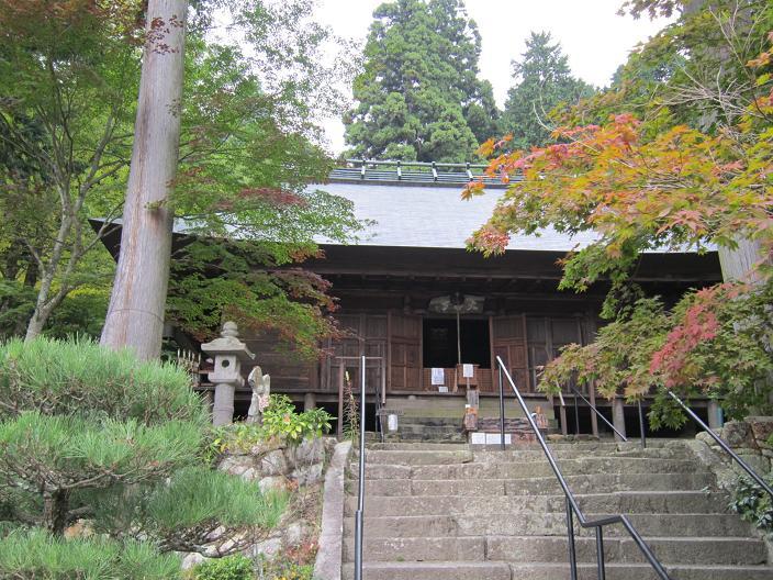 篠山大国寺本堂