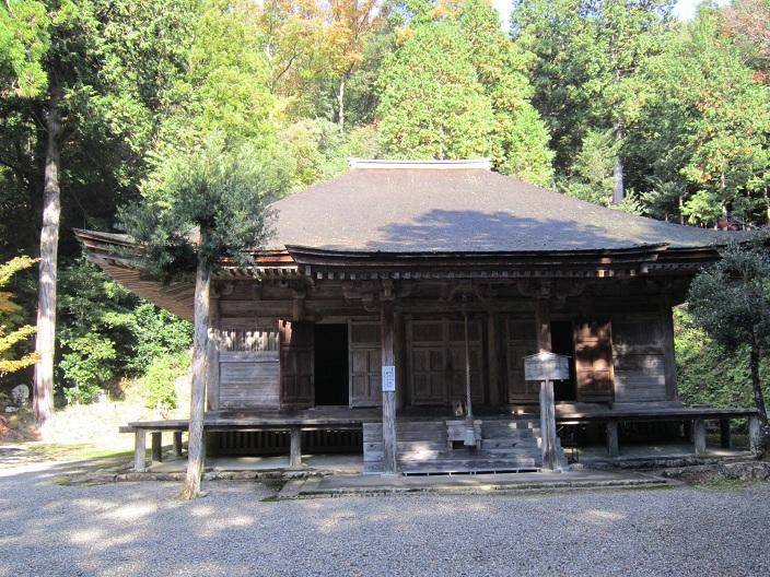 妙楽寺本堂