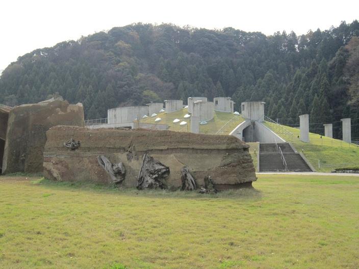 縄文博物館外観