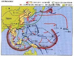 真珠湾海図
