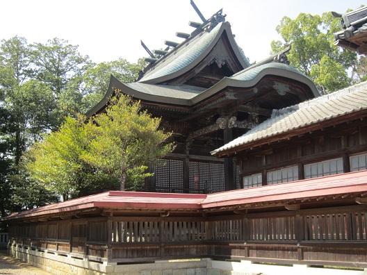 鶴山八幡宮