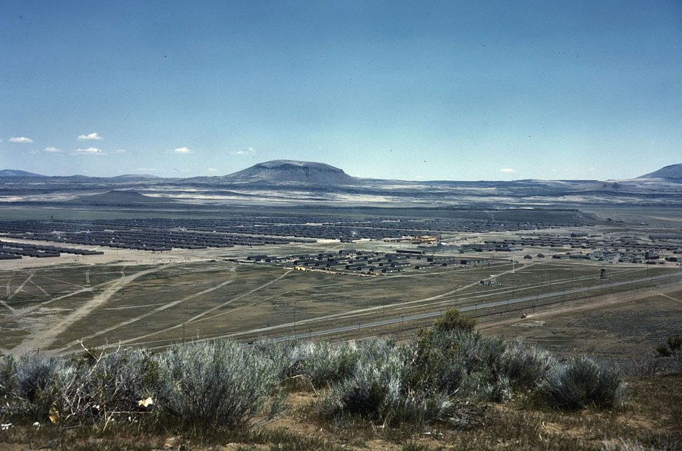 Tule Lake Relocation Center