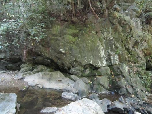 宇智川磨崖碑