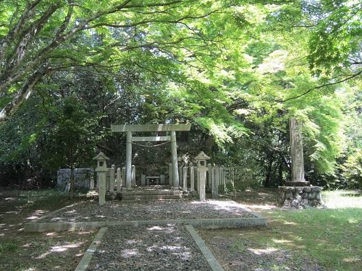 北畠親房墓