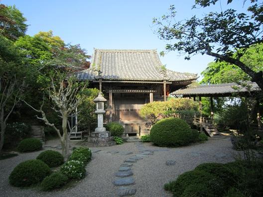 竹林院本堂